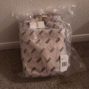 Aimee Kestenberg Tamitha backpack in Blush